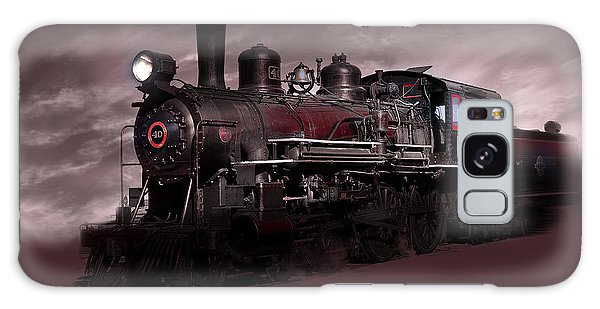 Baldwin 4-6-0 Steam Locomotive Galaxy Case