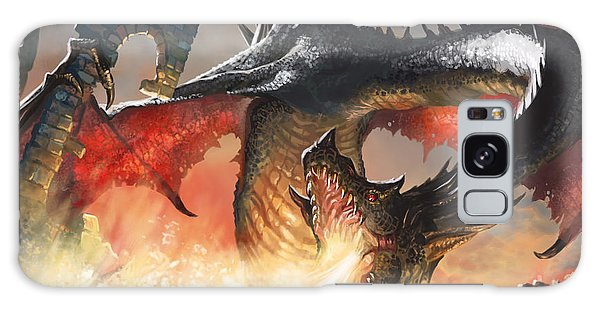 Balerion The Black Galaxy Case