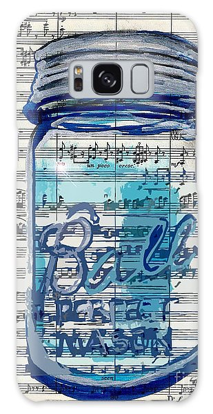 Ball Jar Classical  #129 Galaxy Case by Ecinja Art Works