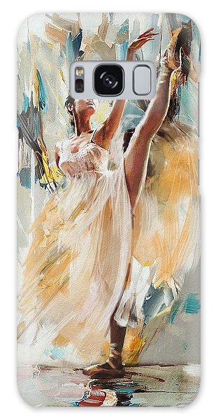 Dance Galaxy Case - Ballerina 24 by Mahnoor Shah