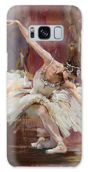 Ballerina 36 Galaxy Case