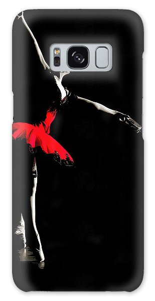 Ballerina Galaxy Case