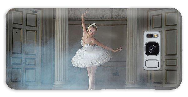 Ballerina Galaxy Case - Ballerina by Michal Greenboim