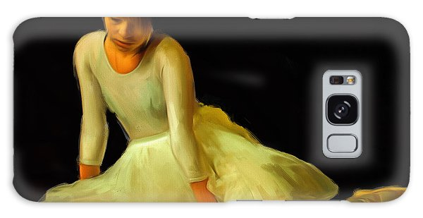 Ballet Dancer Galaxy Case