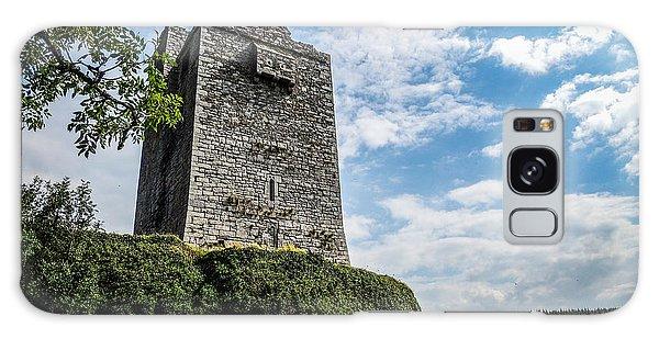 Ballinalacken Castle In Ireland's County Clare Galaxy Case