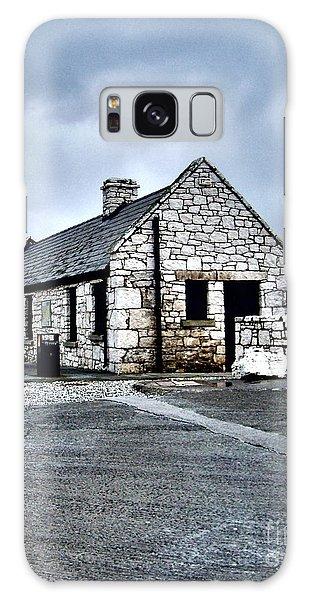 Ballintoy Stone House Galaxy Case