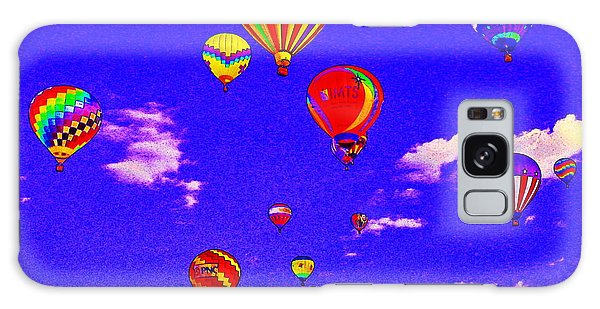Ballon Race Galaxy Case