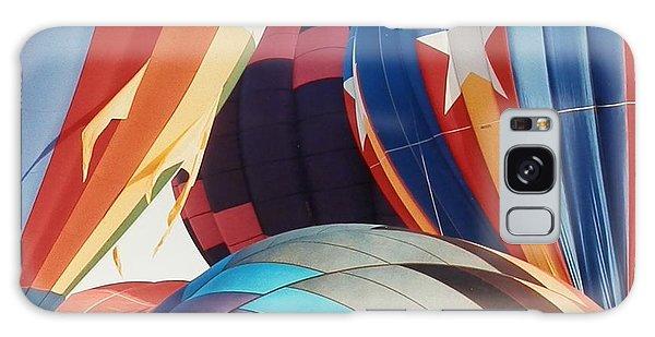 Miami Balloon Fesitval Galaxy Case by Belinda Lee