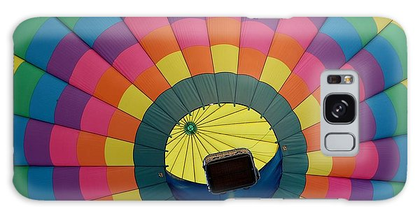 Balloon Lift-off  Galaxy Case