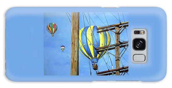 Balloon Race Galaxy Case