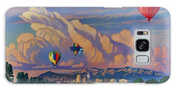 Ballooning On The Rio Grande Galaxy Case