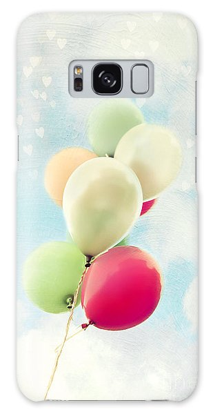 Balloons Galaxy Case