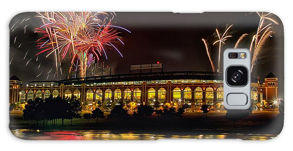 Ballpark Fireworks Galaxy Case