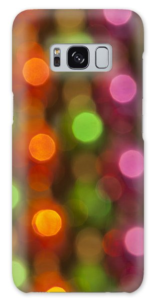 Balls Of Color 2 Galaxy Case by David Lester