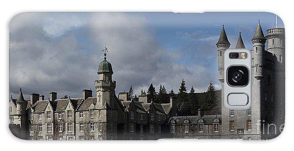 Balmoral Castle In A Closeup Panorama Galaxy Case