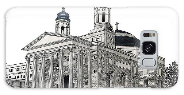 Baltimore Basilica Galaxy Case