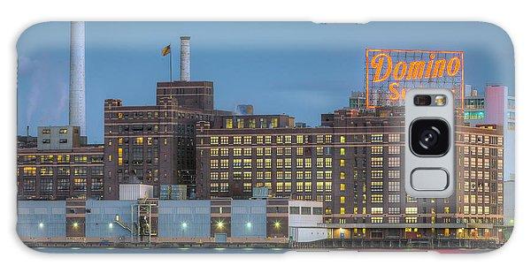 Baltimore Domino Sugars Plant I Galaxy Case