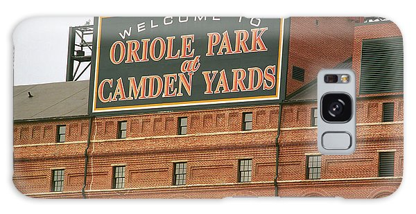 Baltimore Orioles Park At Camden Yards Galaxy Case