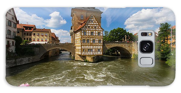 Bamberg Bridge Galaxy Case