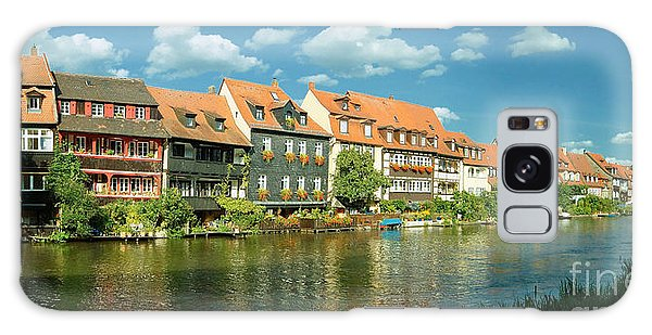 Bamberg Little Venice 1 Galaxy Case by Rudi Prott
