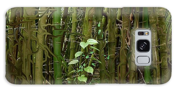 Bamboo Forest Galaxy Case