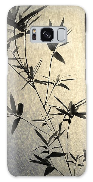 Bamboo Leaves Galaxy Case