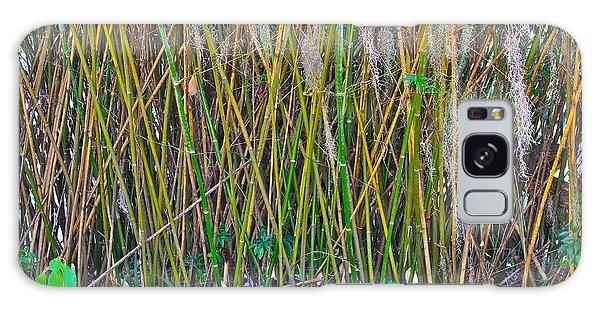 Bamboo Galaxy Case by Lorna Maza