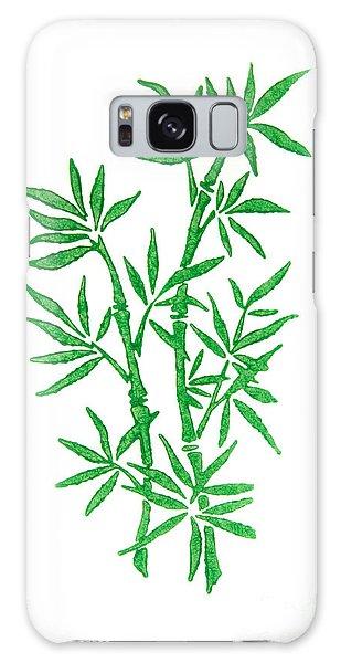 Bamboo Galaxy Case by Pattie Calfy