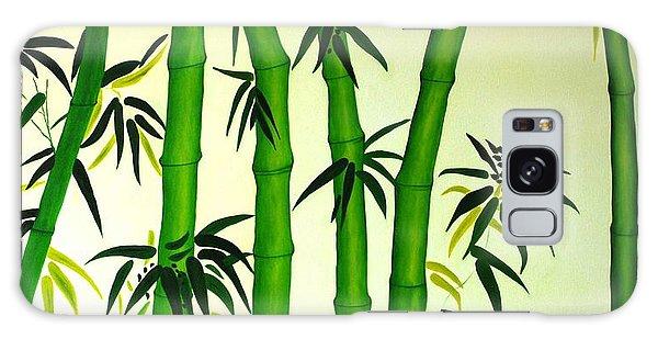 Bamboos Galaxy Case