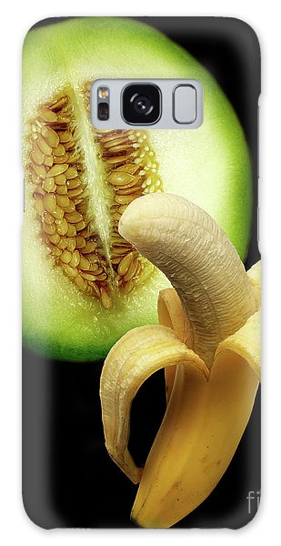 Banana And Honeydew Galaxy Case