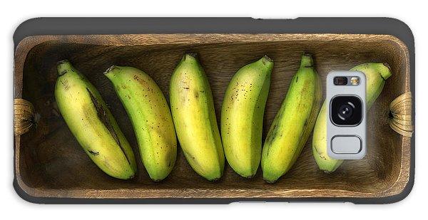 Banana Boat Galaxy Case by Christian Slanec