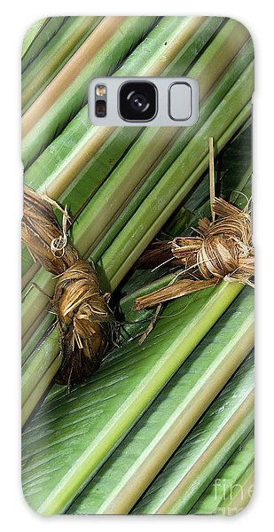 Banana Leaves Galaxy Case
