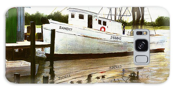 Bandit Morehead City North Carolina Galaxy Case