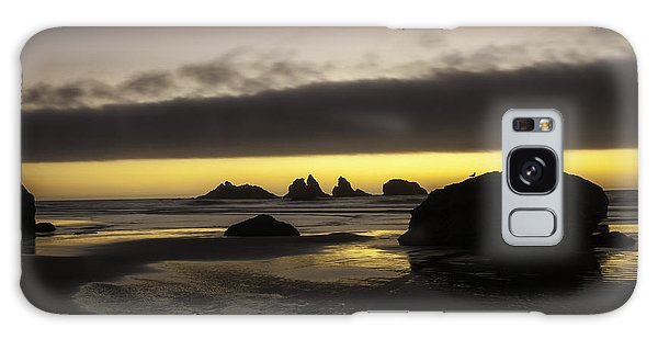 Bandon By The Sea Galaxy Case