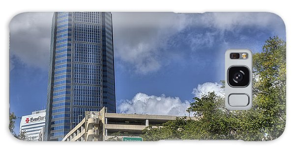 Bank Of America Tower Jacksonville Galaxy Case