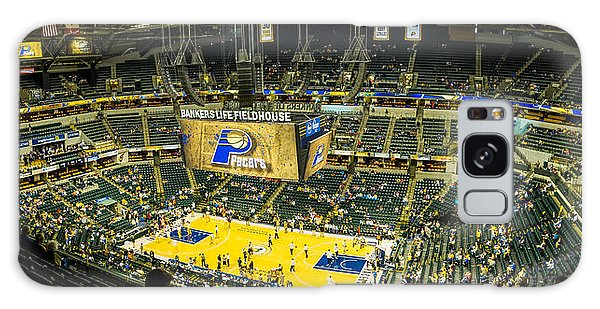 Bankers Life Fieldhouse - Home Of The Indiana Pacers Galaxy Case