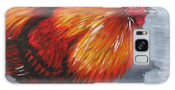 Bantam Rooster 2 Galaxy Case