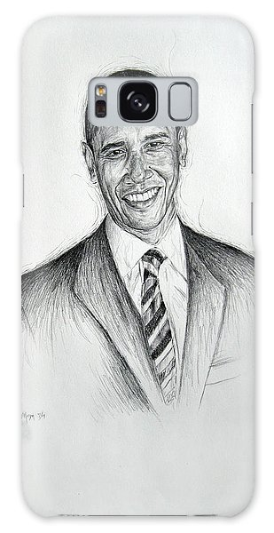 Barack Obama 2 Galaxy Case
