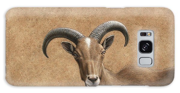 Goat Galaxy Case - Barbary Ram by James W Johnson