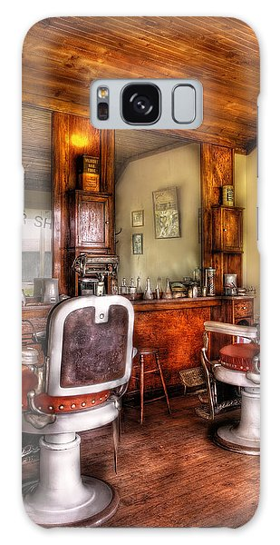 Barber - The Barber Shop II Galaxy Case