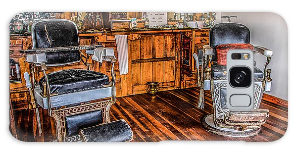 Barbershop Galaxy Case by Ray Congrove