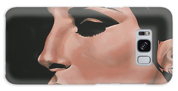 Musical Galaxy Case - Barbra Streisand by Paul Meijering