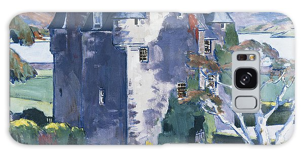 No-one Galaxy Case - Barcaldine Castle by Francis Campbell Boileau Cadell