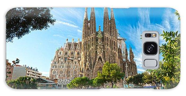 Barcelona - La Sagrada Familia Galaxy Case