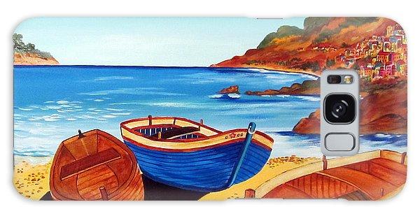 Barche Siciliane Galaxy Case