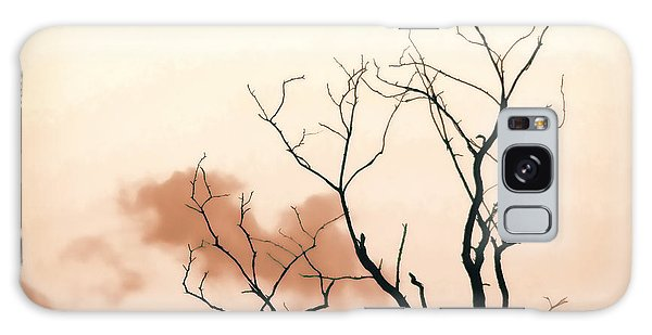 Bare Limbs Galaxy Case by Denise Romano