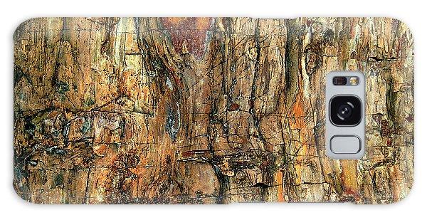Usa Galaxy Case - Bark by Jure Kravanja