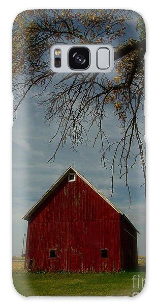 Barn And Box Elder Galaxy Case