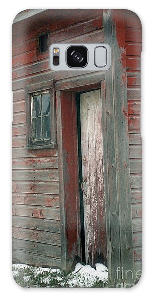 Barn Door Galaxy Case