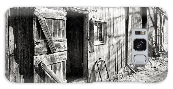 Barn Doors Galaxy Case